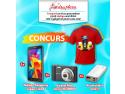 concurs online. Concurs – Cumpara un tricou personalizat si castiga 3 gadget-uri