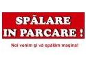 SPALARE IN PARCARE este ACUM si in IASI!