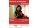studio de fotografie. Workshop de fotografie cu  Ami Vitale
