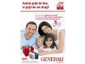 Asigurarea de viaţă Generali contribuie la acoperirea costurilor generate de afecţiuni grave precum cancerul