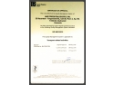 AMS FREIGHT & LOGISTICS Certificare ISO 9001:2015
