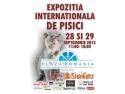 vacante exotice. Expozitia Internationala Felina Starkatz