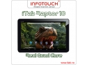infotouch. Tableta quad core iTab Raptor 10