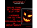 Halloween. Promotie de Halloween la tabletele pc InfoTouch