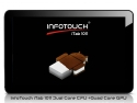 Core Transformation. Tableta PC InfoTouch iTab1011 Dual Core +Quad Core GPU
