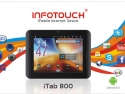 itab 800 3G. Tableta pc InfoTouch iTab 800 3G