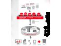 unica. O platforma unica pentru a proteja, gestiona si accesa toate informatiile din compania dumneavoastra