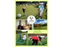 Socializare. golf