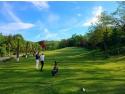 eveniment deschidere. golf