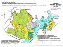 rezervatia. Harta cu 1147,70 ha din 1952