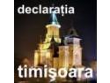 AFR a emis Declaratia de la Timisoara