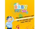 targ noiembrie. BabyFest 2014, Palas Mall, Iasi