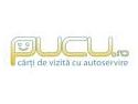 agrafa. Agrafa Print Services lansează www.pucu.ro, prima aplicaţie online pentru designul şi producţia cărţilor de vizită.