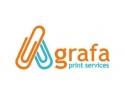 Agrafa print. Logo Agrafa