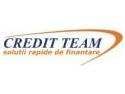 refinantare credit. Noi servicii Credit Team