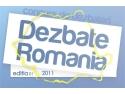 dezbateri. Inscrieri la concursul de dezbateri si oratorie pentru tineri - Dezbate Romania, editia a III-a
