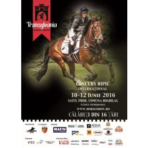 horse show. Transylvania Horse Show 2016