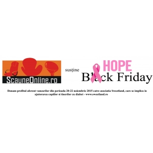 Hope Friday la ScauneOnline.ro