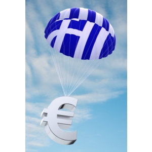 GRECIA VA SALVA MONEDA EURO