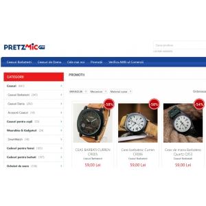 Black Friday 2019 la PretzMic.ro - ceasuri la cele mai mici prețuri din an