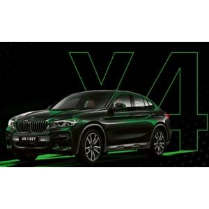 Campania Unibet de vară: Câștigă un BMW X4 și alte 2.200 premii extraordinare