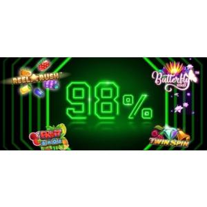 Jocurile NetEnt oferă câștiguri mai mari la Unibet