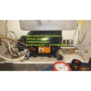 Reparații frigidere în București - frigotehnist autorizat, service pentru orice brand de frigider