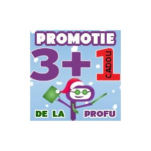 concurs de pi. Cumpara 3 produse de Papetarie.ro si Profu ti-l da pe al patrulea gratis!