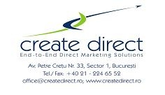 CREATE DIRECT are un nou account executive