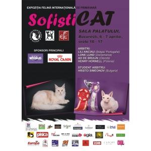 Expozitie felina  SofistiCAT -