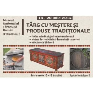 taran. Târg cu meşteri şi produse tradiţionale, de Sfântul Ilie