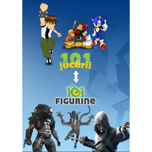 101figurine.ro implineste 3 ani