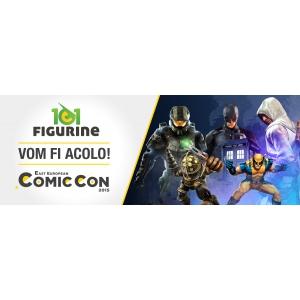 comic con. 101figurine la Comic Con 2015!