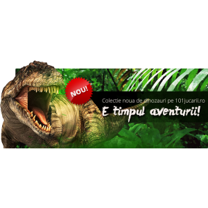 Jurassic Action pe www.101jucarii.ro