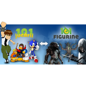 collectables. www.101figurine.ro,  Action Figures & Collectables