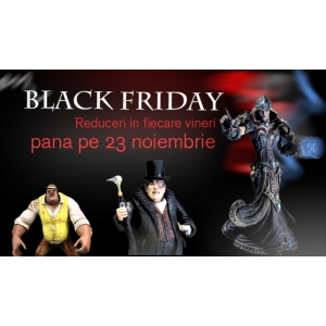 jucarii black friday. Black friday, every friday la www.101jucarii.ro