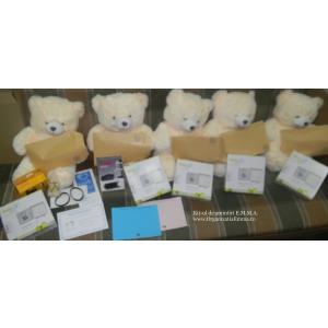 emma. Organizatia EMMA a oferit primele kit-uri de amintiri