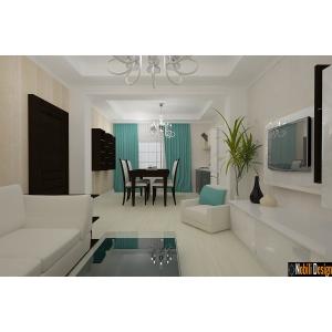 proiecte case moderne. Design interior case moderne | Amenajari interioare case la cheie - Nobili Design Bucuresti
