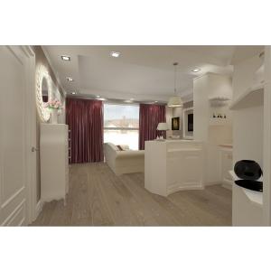 Proiect design interior apartament clasic Constanta