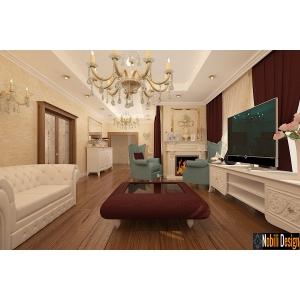 Servicii design si amenajari interioare in Galati ~ Nobili Interior Design
