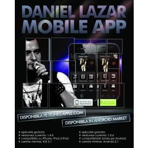 camera IP. Daniel Lazar Mobile App