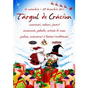 Targul de Craciun Bucuresti (30 Noiembrie - 29 decembrie)