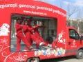 O noua caravana Kosarom, pusa in scena de Net Marketing