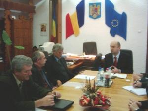 Se prefigurează unele soluţii pentru salvarea şi relansarea producţiei la SC TEXTILA ARDELEANA SA Satu Mare