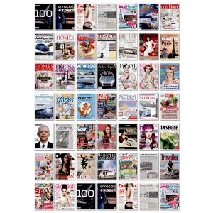 publicatii romanesti. revista presei Inmedio