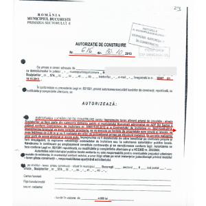 Autorizatii Primaria Sect.6-Obținerea și împrejmuirea locurilor de parcare rezidențiale  si construcția de foișor