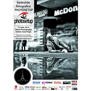 street photography. Intalnirile fotografice Photosetup - Street Photography
