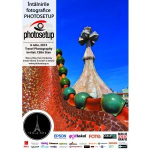 Intalnirile fotografice Photosetup: Travel Photography
