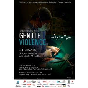 Expozitie foto inedita la Sibiu: Gentle Violence
