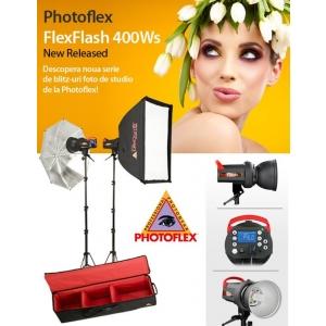 blitz foto. Noile blitz-uri foto profesionale Photoflex FlexFlash400